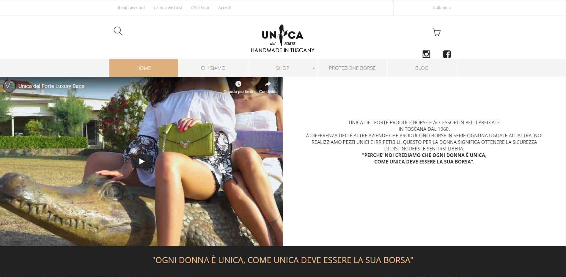 Unica Bags